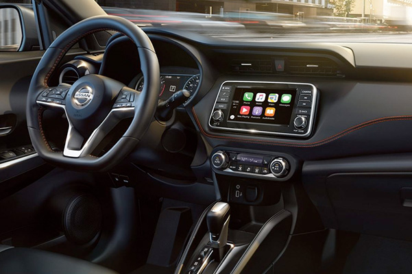 2018 NISSAN Kicks Interior