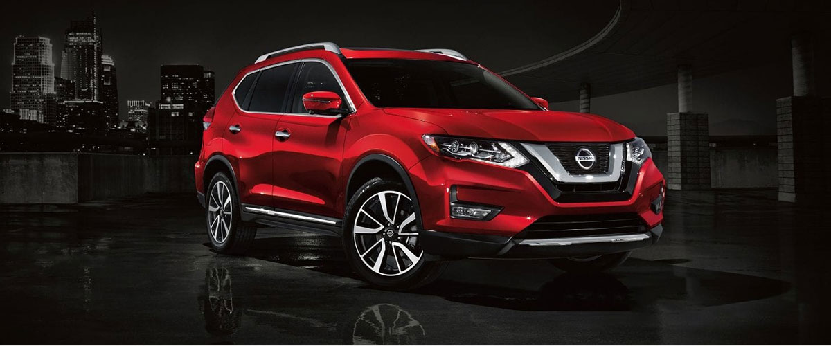 2018 Nissan Rogue Lease Specials