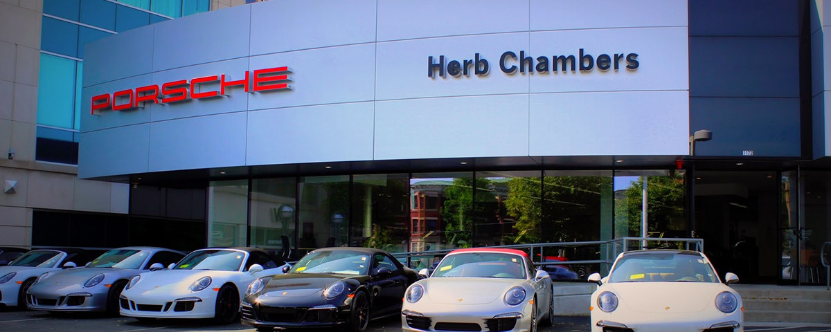 Herb Chambers Porsche >> Why Buy At Herb Chambers Porsche Herb Chambers Porsche