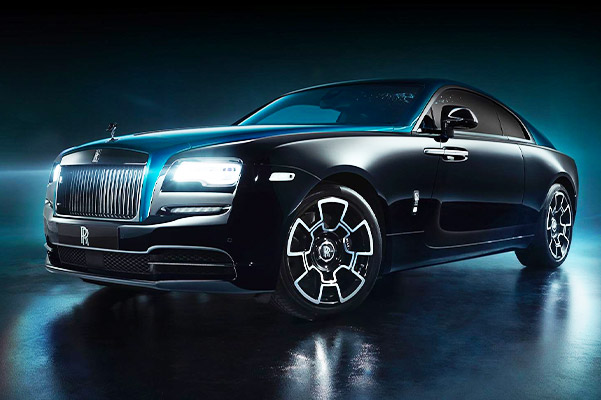 2020 Rolls-Royce Black Badge Wraith Horsepower & Other Info