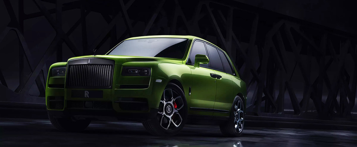 2020 Rolls-Royce Black Badge Cullinan Header