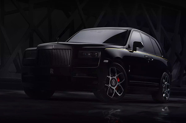 New Rolls-Royce Black Badge Cullinan Specs & Features