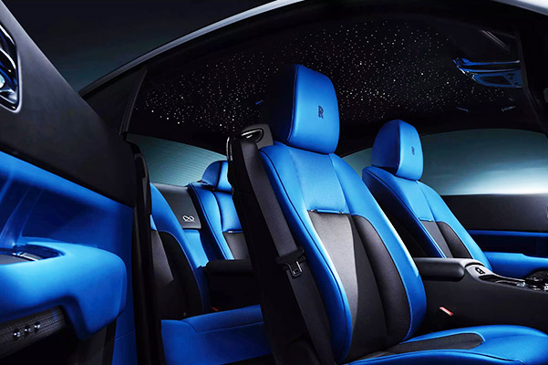 2021 Rolls-Royce Black Badge Wraith Interior & Exterior