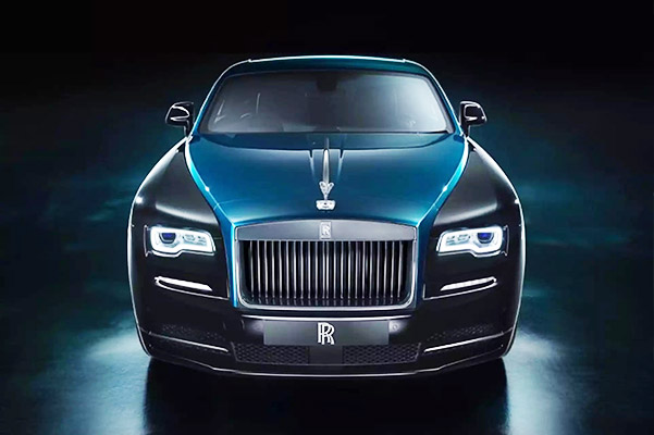 2021 Rolls-Royce Black Badge Dawn for Sale near Me