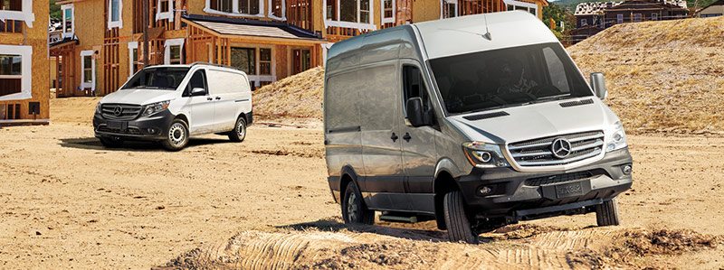 Looking For A New Sprinter Or Metris Van?