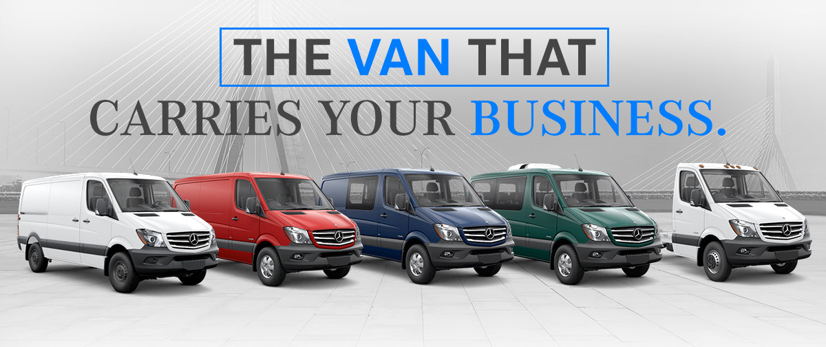 The Van That Carries Your Business.
