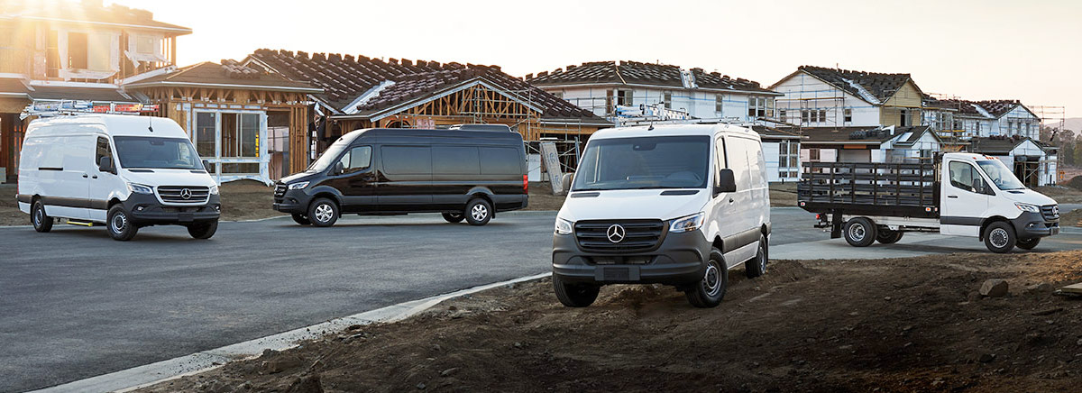 Mercedes-Benz of Boston Commercial Vans