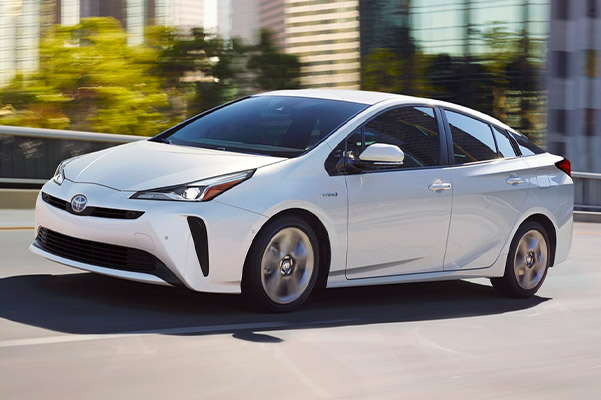 New 2019 Toyota Prius for Sale in Auburn, MA