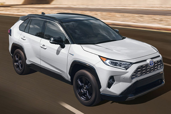 Buy or Lease a 2019 Toyota RAV4 Hybrid near Me