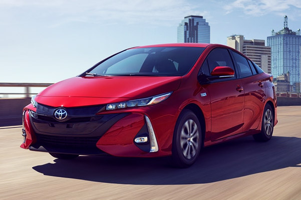 Buy a New 2020 Toyota Prius Prime in Boston, MA