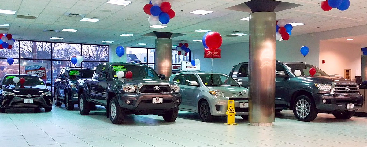 Herb Chambers Toyota of Boston