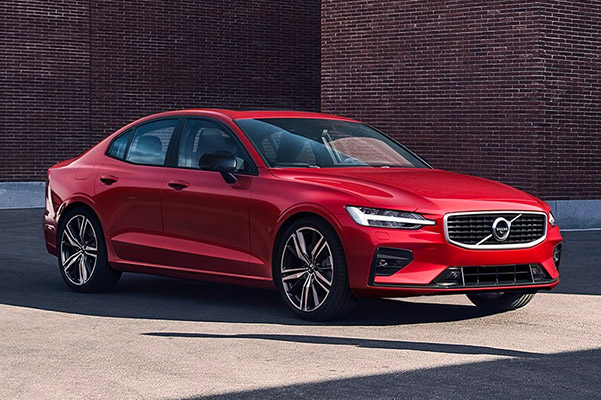 Buy or Lease a New 2019 Volvo S60