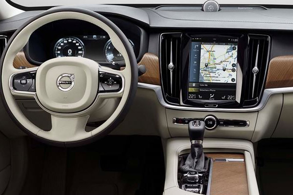 Buy or Lease a New 2019 Volvo S90