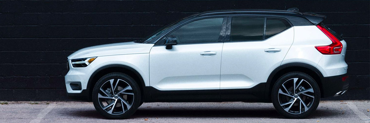 The New 2019 Volvo XC40 Exterior