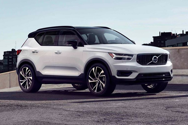 2020 Volvo XC40 Lease Offers