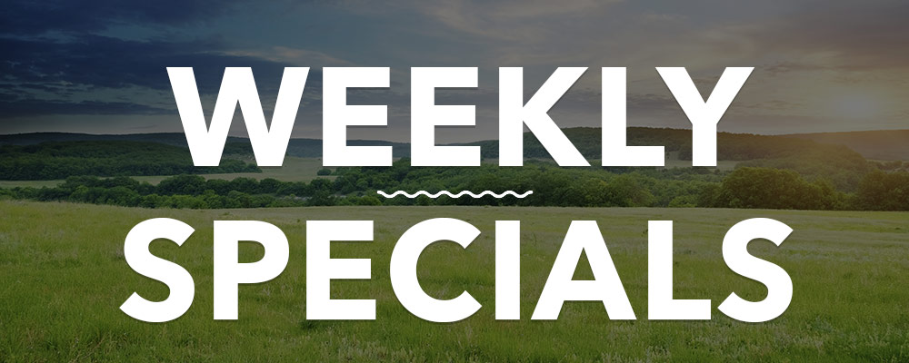 Weekly Specials Land Rover Sudbury